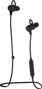 AMAZON BASICS WIRELESS BLUETOOTH EARBUDS, BLACK