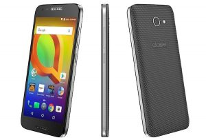 Alcatel A30 design