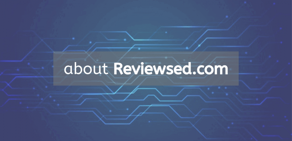 about Reviewsed.com