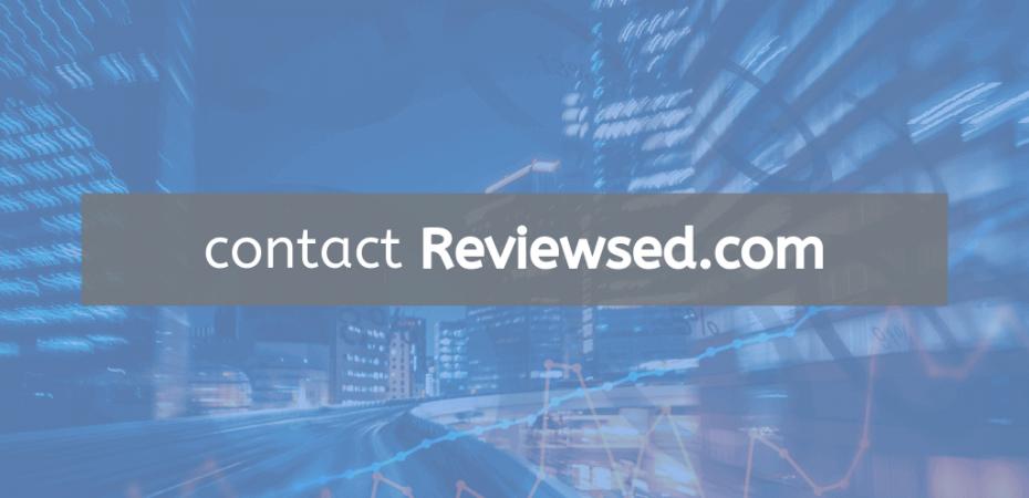 contact Reviewsedcom