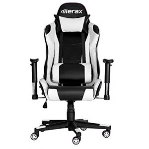 Merax Gaming Chair Dimension And Capacity