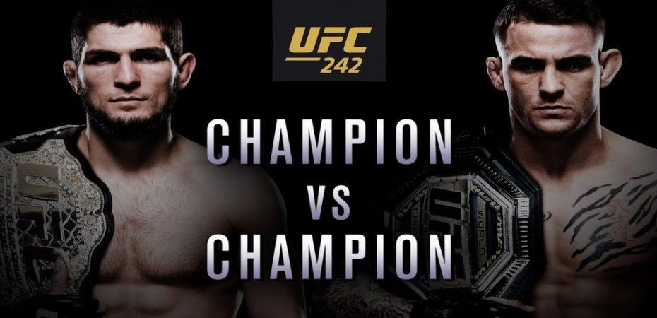 Stream UFC 242