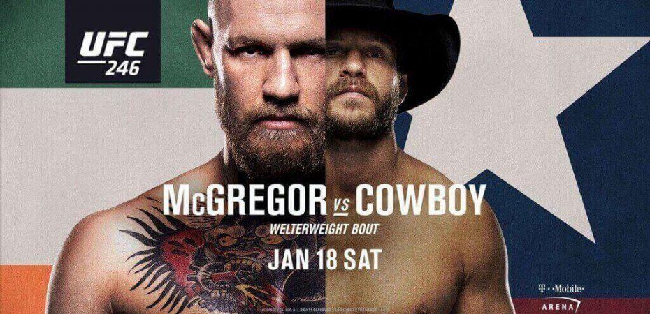 Watch UFC 246 Live Online