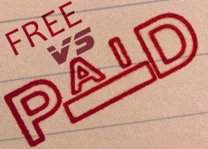grammarly free vs paid