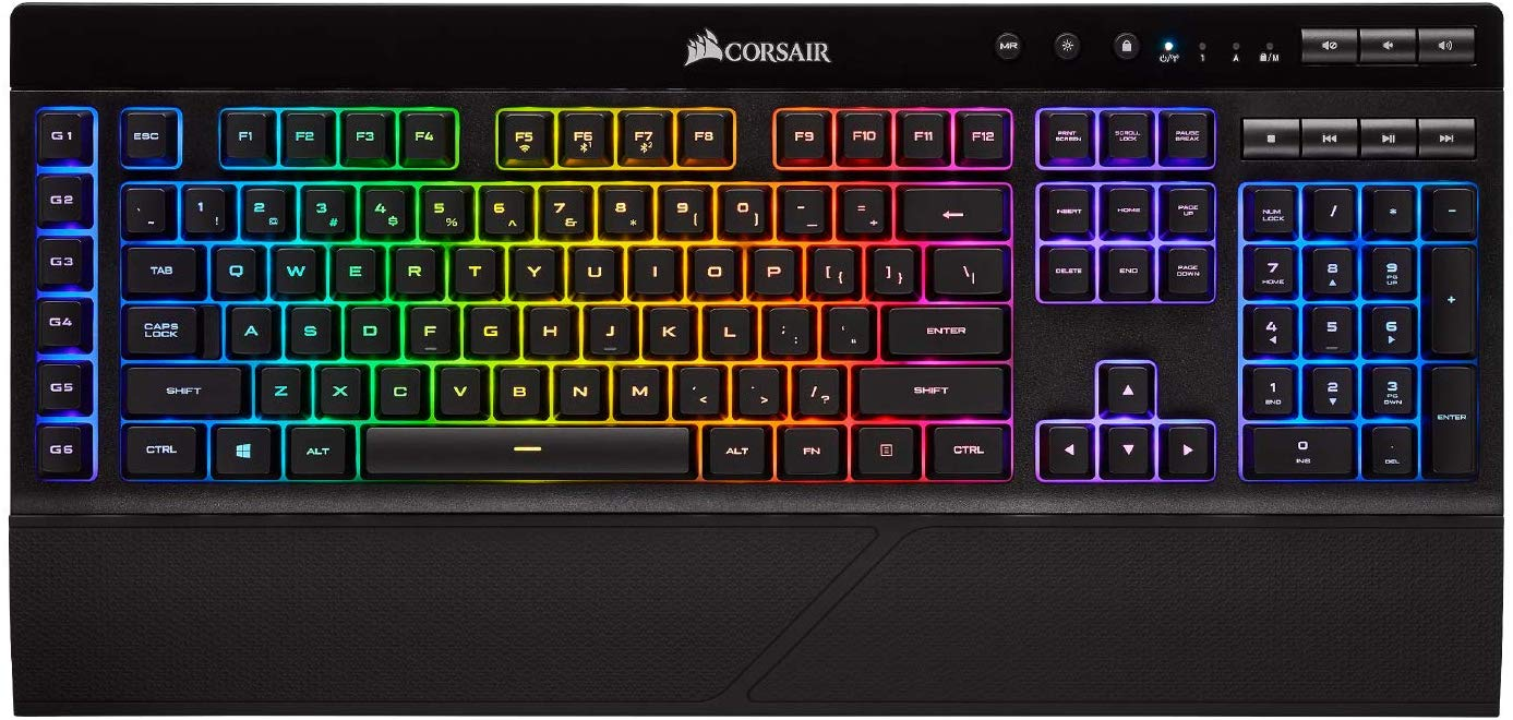 CORSAIR K57 CH-925C015-NA Gaming Keyboard