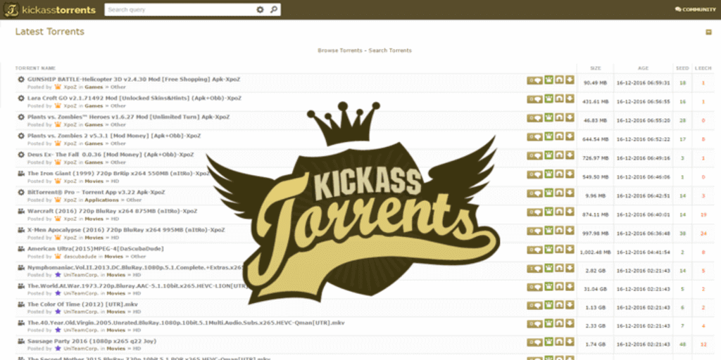download torrents fast and free torrent downloads kickasstorrents