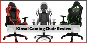 Kinsal Gaming Chair Review