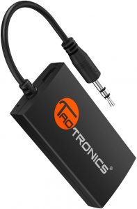 TaoTronics Portable Bluetooth Transmitter