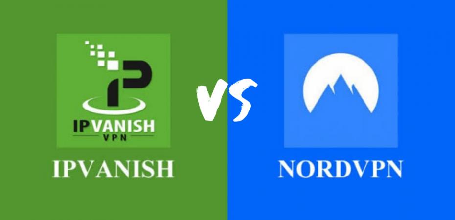 IPVanish vs NordVPN
