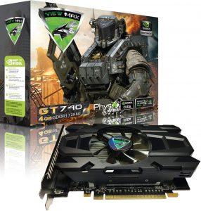 ViewMax GeForce GT 740