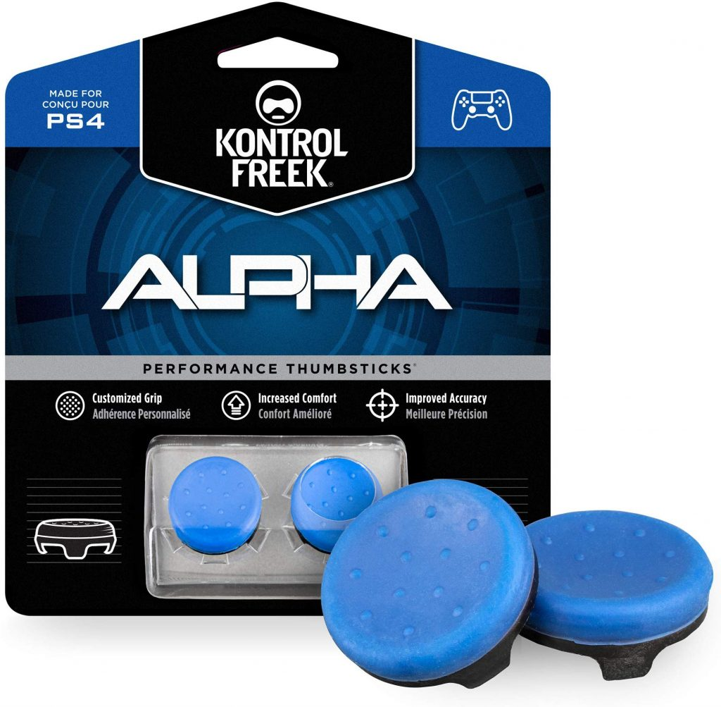 Kontrol Freek Alpha Thumb Grips