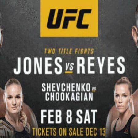 Stream UFC 247 online