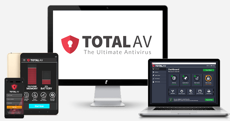 TotalAV Antivirus Requirements