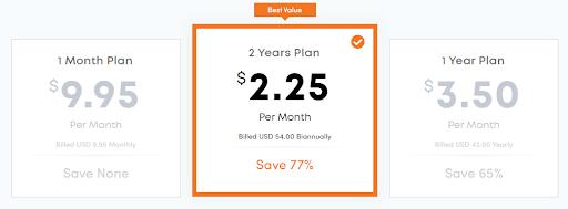 IvacyVPN-price