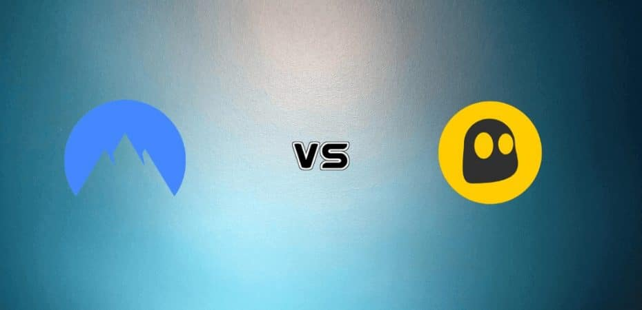 CyberGhost vs NordVPN