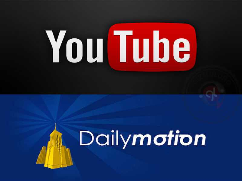 Dailymotion And YouTube