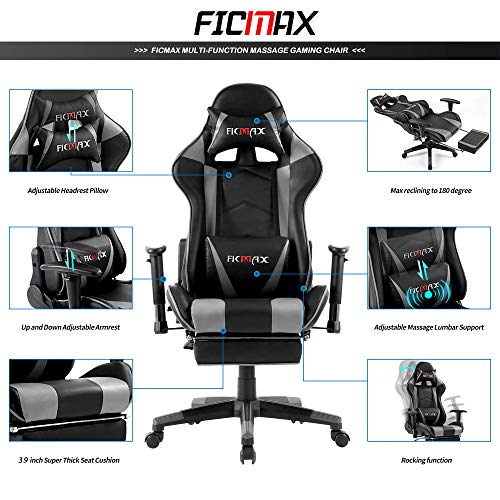 Ficmax Gaming Chair Features