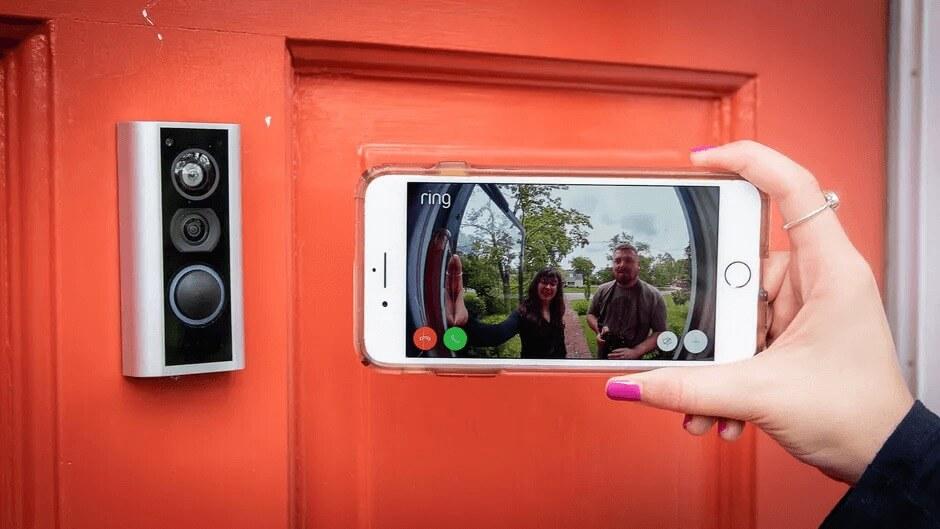 Ring Peephole Camera performance