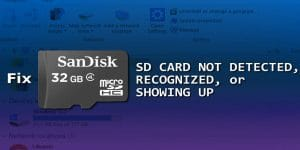 7 Solutions To Fix SD Card Recognized On Windows