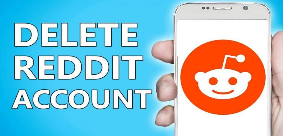 How To Delete A Reddit Account Permanently