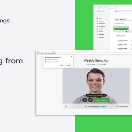 Webex for Group Meet