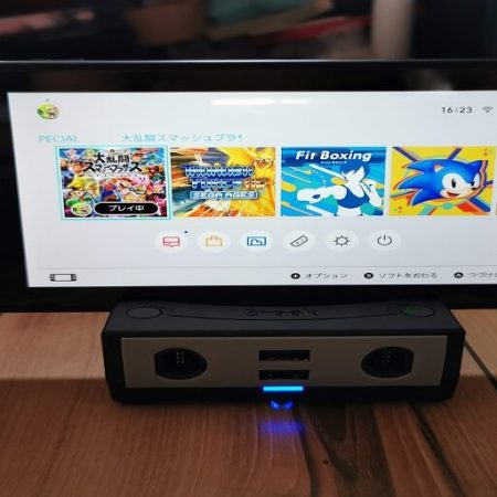 Brook Power Bay Nintendo Switch dock Review