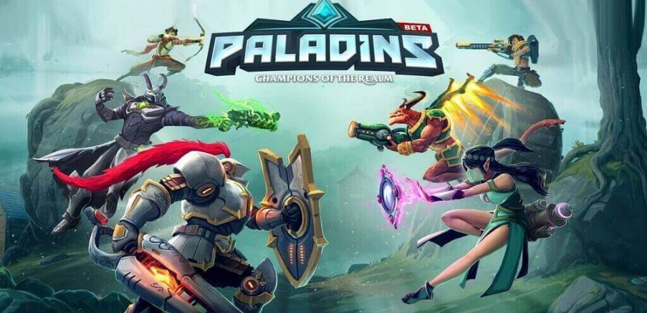 Which Champions Are the Best to use In Paladins