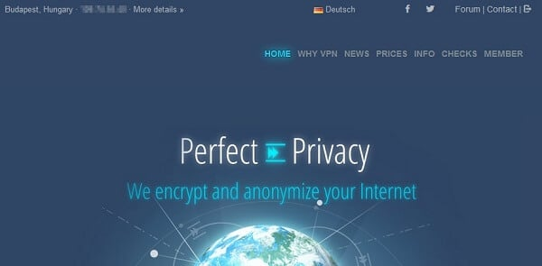 PerfectPrivacy