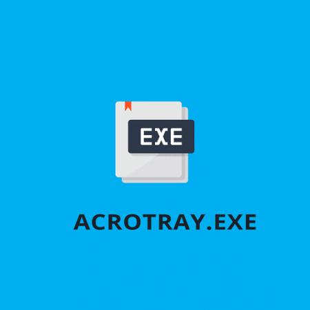 AcroTray