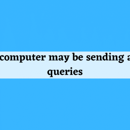 sending automated queries
