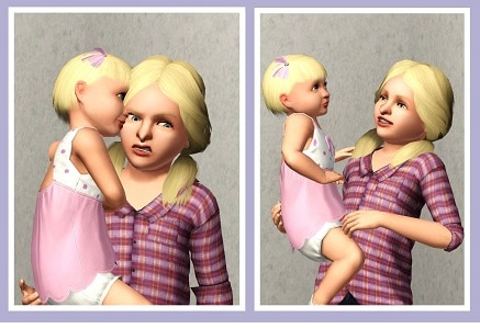 Children Caring for Their Younger Siblings
