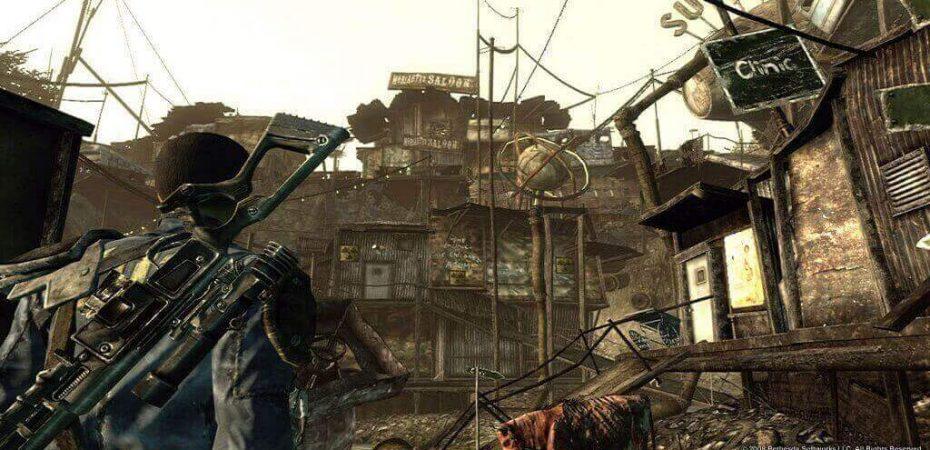 Fallout 3 on Windows 10