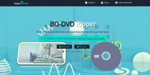 VideoSolo BD-DVD Ripper