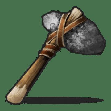 A spear