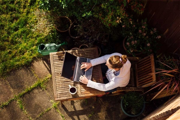 Extend Wi-Fi Outside your House