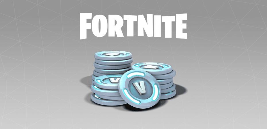 V-Bucks in Fortnite