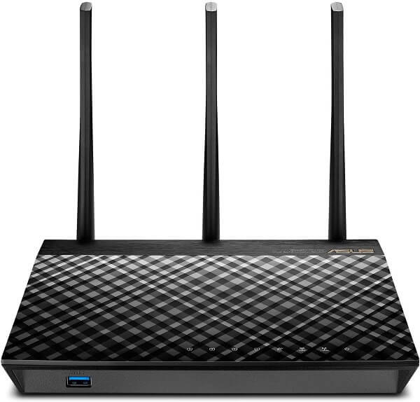 ASUS AC1750 WiFi Router (RT-AC66U B1)