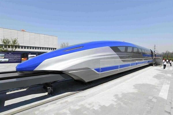 Maglev (Magnetic Levitation) Trains