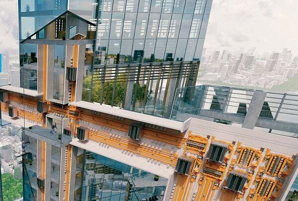 Multidirectional Elevators