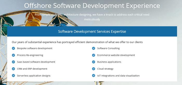 Offshore Software Development Expertise