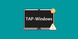 TAP-Windows Adapter 9.21.2