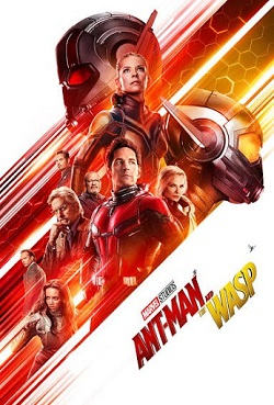 ANT-MAN AND THE WASP (JUNE 2018)