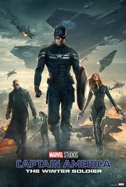 CAPTAIN AMERICA: THE WINTER SOLDIER (MARCH 2014)