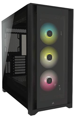 Corsair iCUE RGB 5000X Quick Overview