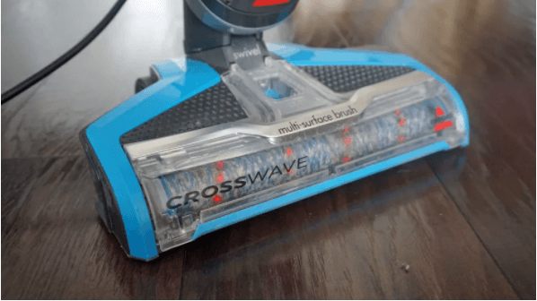 Bissell Crosswave Cleaning Tests