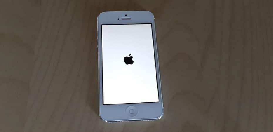 Reset an iPhone