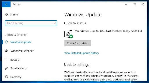 Update Windows, drivers, and apps