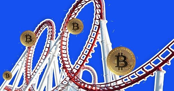 Bitcoin Volatility Continues