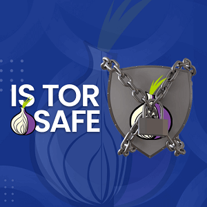Is it safe to access the dark web with the Tor browser?