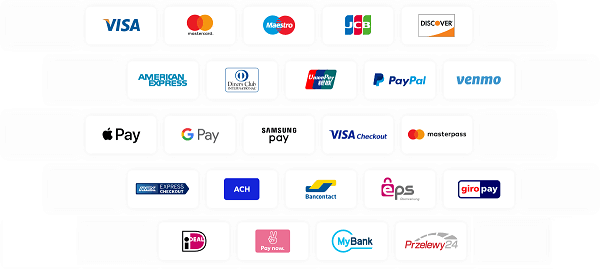 Provide a Payment Method